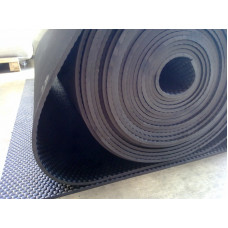 Rubber Floor - Cow Shed Rubber 3mm Thick 1.54m wide